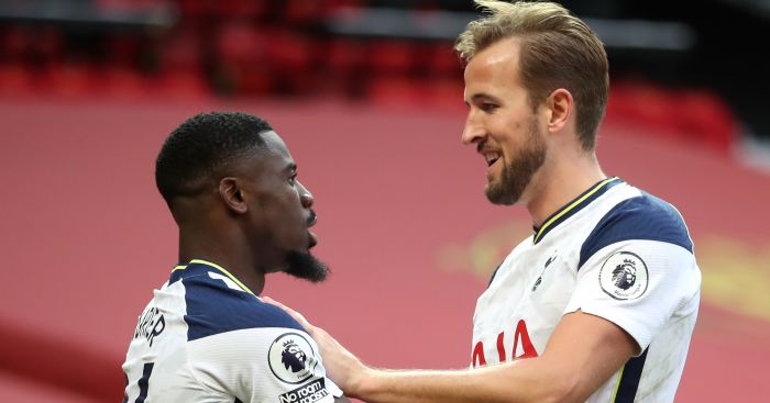 Serge Aurier; Harry Kane TEAMtalk