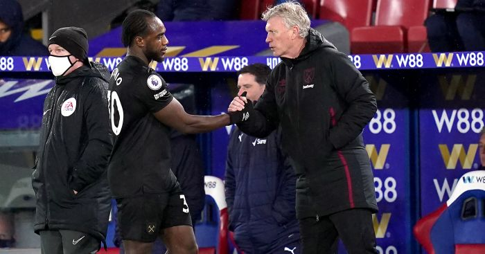 Michail Antonio Moyes TEAMtalk