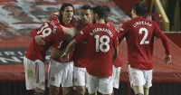 Man Utd celeb Edinson Cavani