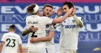 Luke Ayling, Liam Cooper, Pascal Struijk, Leeds celeb