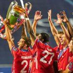 Bayern Munich Champions League winners 2020