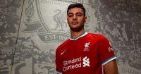 Ozan Kabak - pic via LiverpoolFC.com