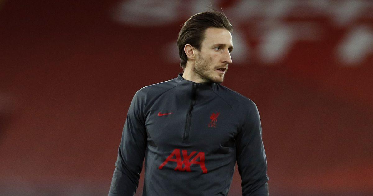 Ben Davies Liverpool