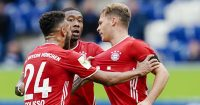 David Alaba, Joshua Kimmich