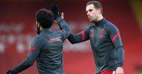 Mohamed Salah, Jordan Henderson Liverpool