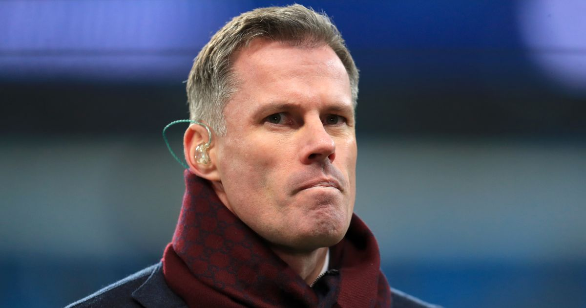 Jamie Carragher berates Liverpool for turning into 'mentality midgets' - team talk