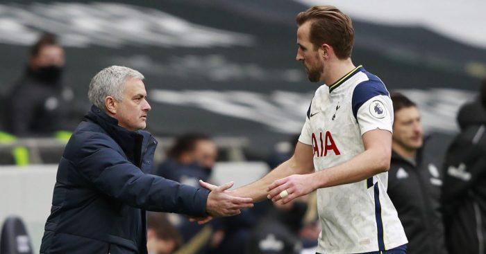 Jose Mourinho, Harry Kane TEAMtalk