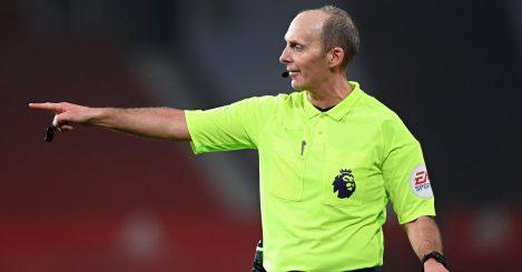 Mike Dean Premier League referee