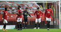 Manchester United dejected