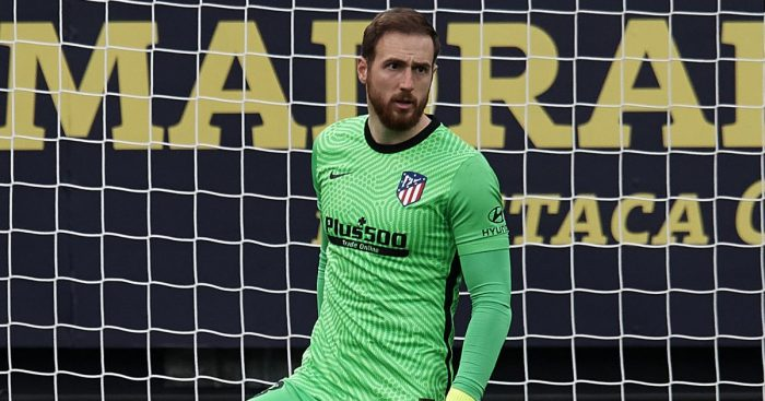 Jan Oblak TEAMtalk