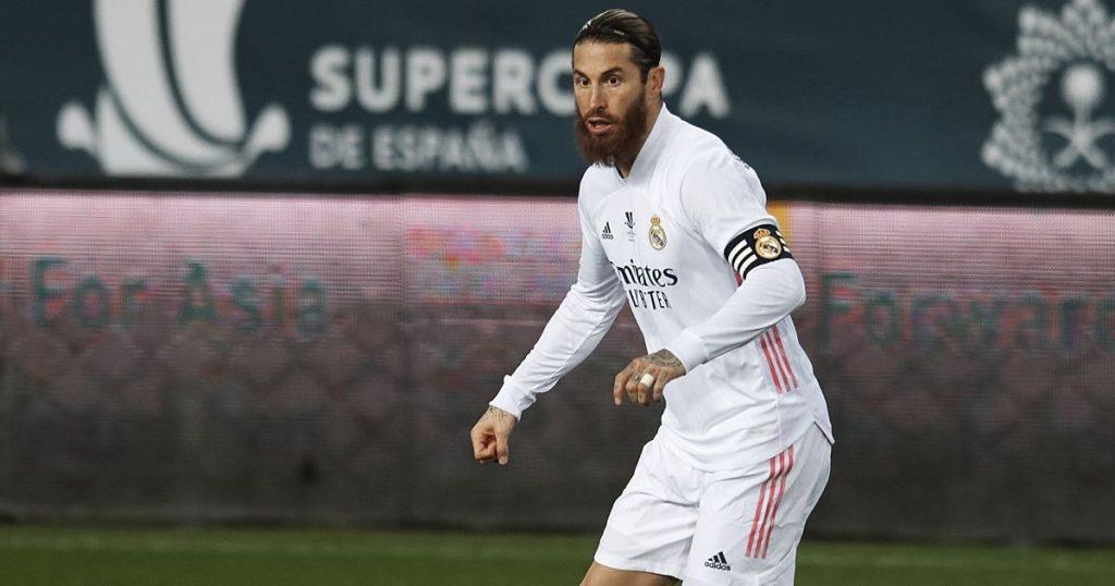 Sergio Ramos TEAMtalk