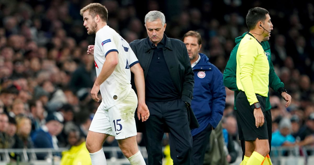Mourinho told to ditch 'shambolic' Tottenham duo to save his job