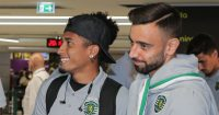 Raphinha, Bruno Fernandes Sporting Lisbon