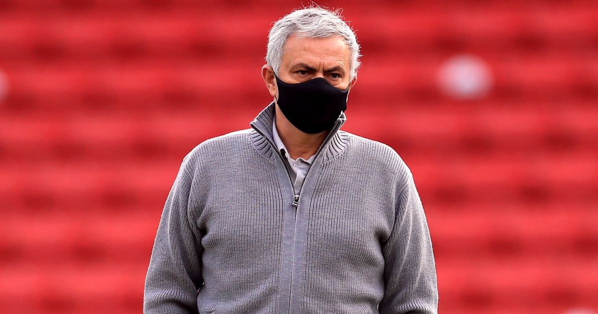 Jose Mourinho Spurs boss TEAMtalk