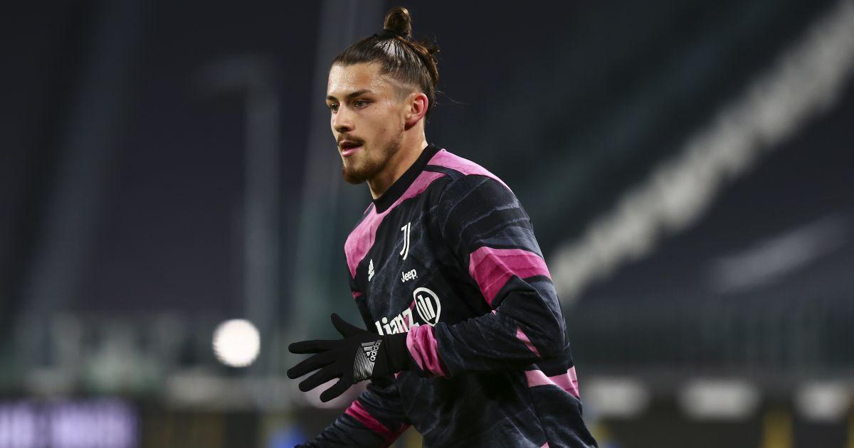 Radu Dragusin Juventus v SPAL January 2021