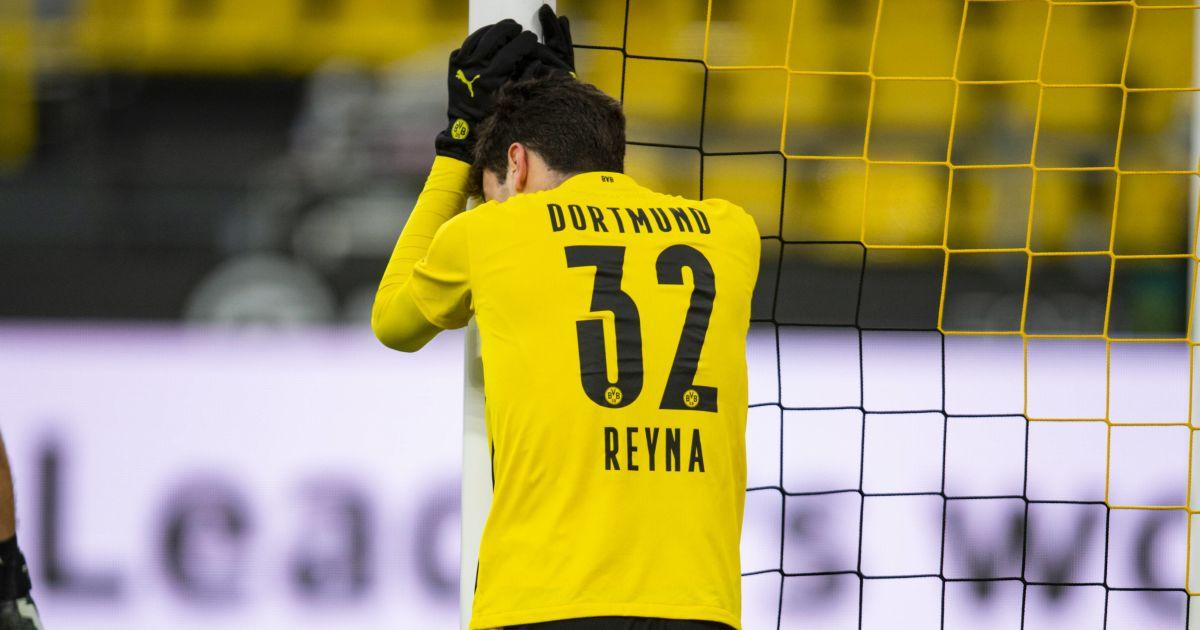 Giovanni Reyna Borussia Dortmund v Augsburg January 2021