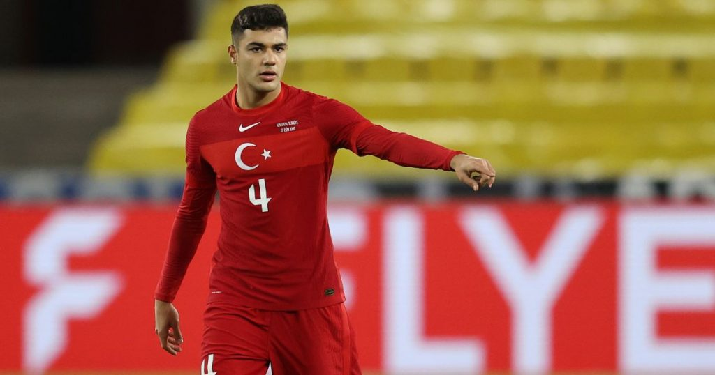 Ozan Kabak Turkey