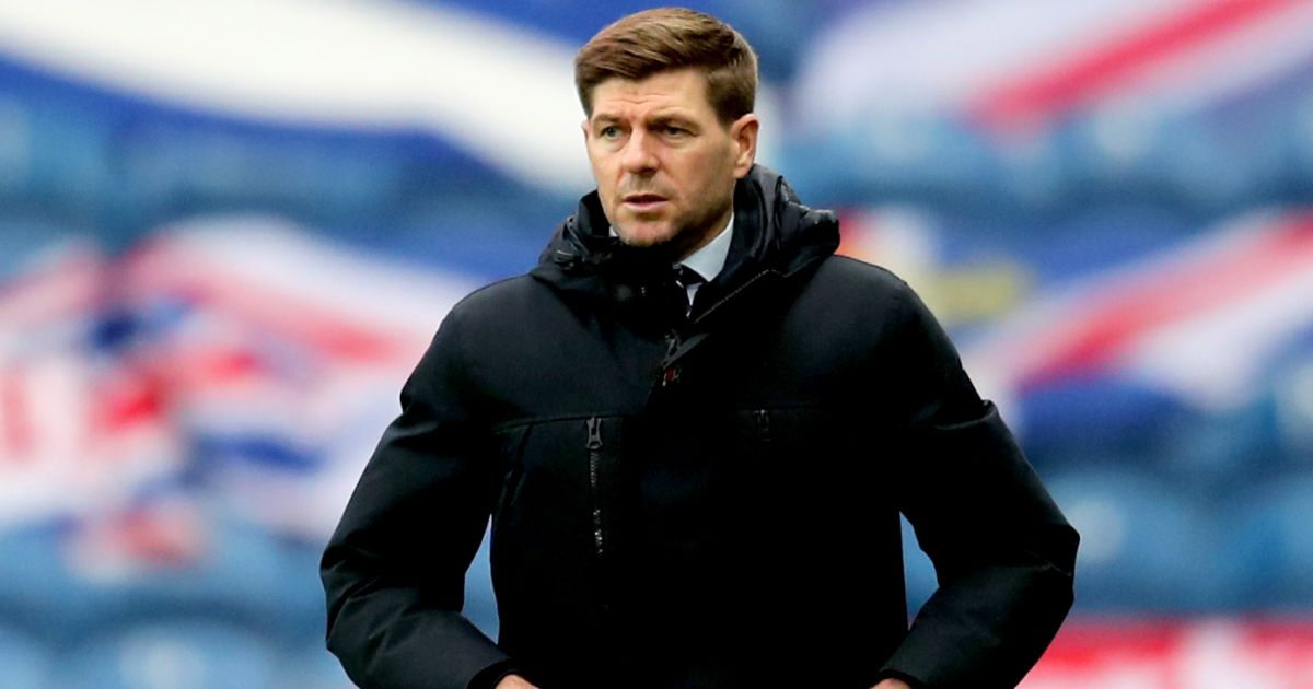 Rangers twitchy about Gerrard as Klopp 'whispers' take hold at Ibrox - team talk