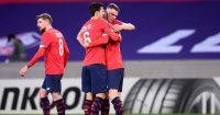 Sven Botman Lille v Sparta Prague December 2020