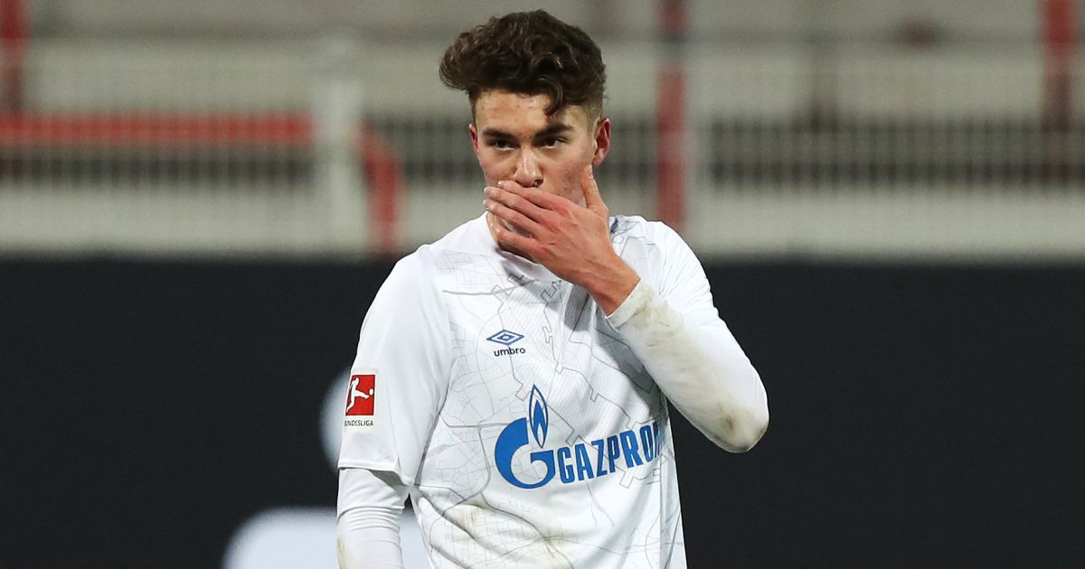 Matthew Hoppe Schalke TEAMtalk