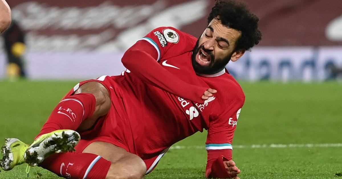 Mohamed Salah Liverpool February 2021 TEAMtalk