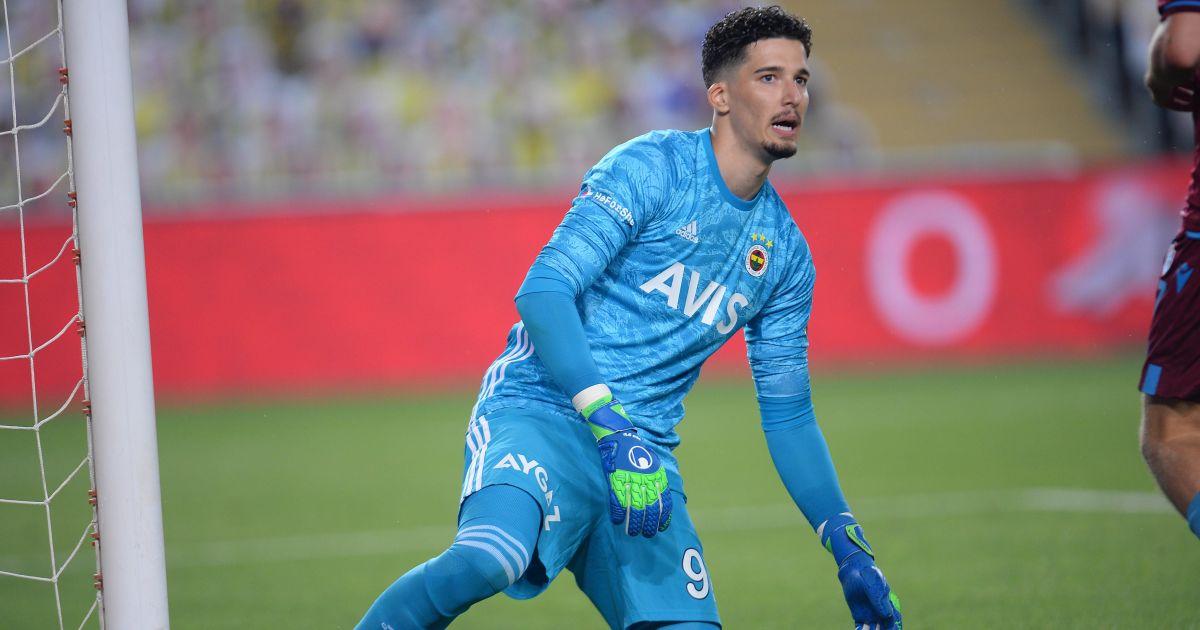 Altay Bayindir Fenerbahce v Trabzonspor June 2020