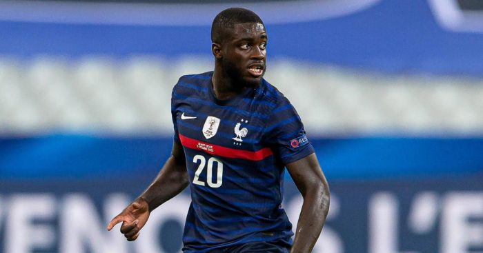 Dayot Upamecano France TEAMtalk