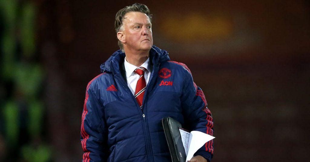 Louis van Gaal Man Utd TEAMtalk