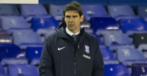 Aitor Karanka Birmingham manager