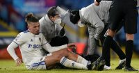 Kalvin Phillips injured Leeds