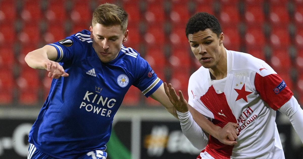 """Liverpool et Man Utd vont manquer alors que la star de Leicester entame des pourparlers """" avancés """" - Championnat d'Europe de Football 2020"""