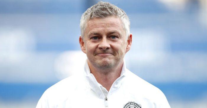 Ole Gunnar Solskjaer Man Utd manager