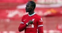 Sadio Mane Liverpool forward Black Lives Matter salute