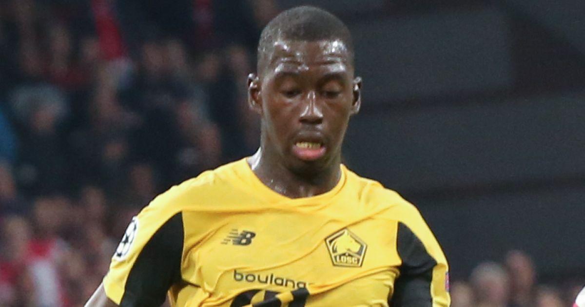 Boubakary Soumare Lille