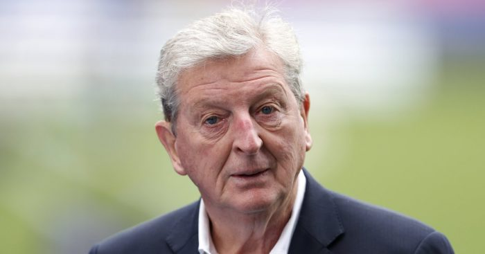 Roy Hodgson Crystal Palace manager