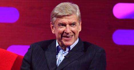 Arsene Wenger during the Graham Norton Show on BBC1, TEAMtalk
