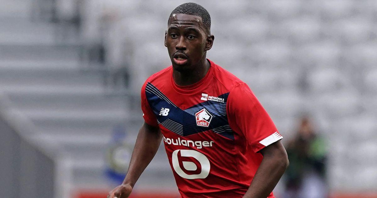 Boubakary Soumare Lille midfielder