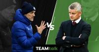 Thomas Tuchel, Ole Gunnar Solskjaer, Chelsea v Man Utd