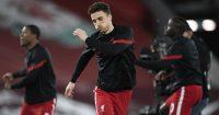 Diogo Jota Liverpool v Leicester November 2020