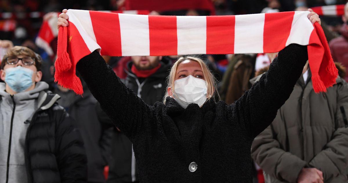 Liverpool fans TEAMtalk