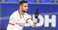 Youssef En-Nesyr Sevilla striker