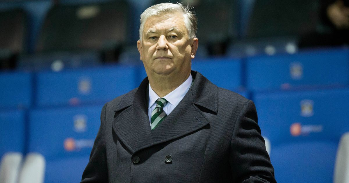 Peter Lawwell Celtic
