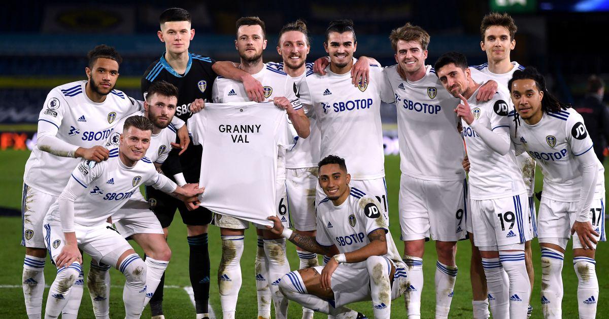 Leeds Granny Val tribute