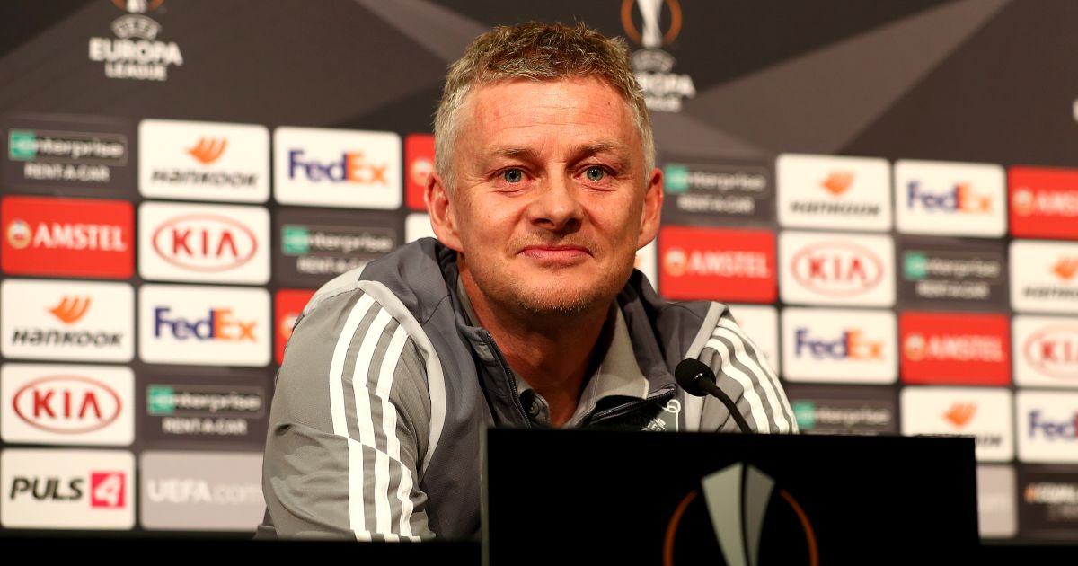 Solskjaer talks about Man Utd 'narrative' but accepts they need a 'spark' - team talk