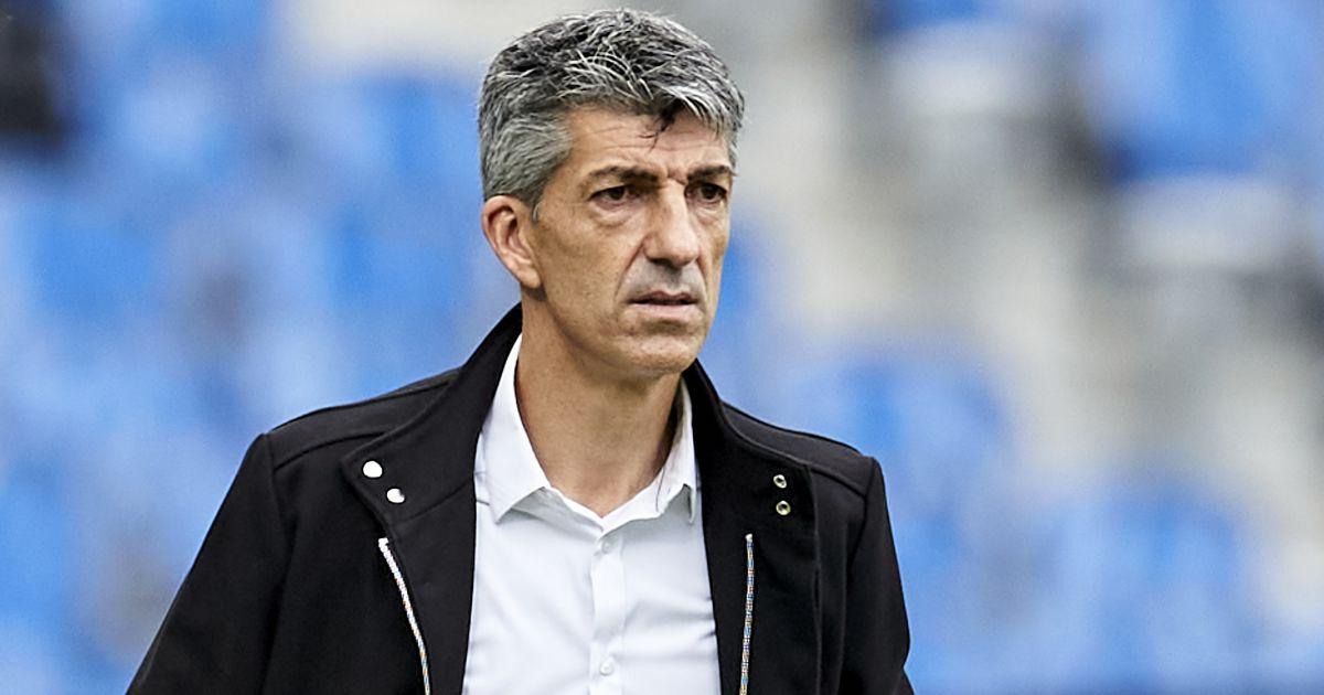 Imanol Alguacil Real Sociedad boss