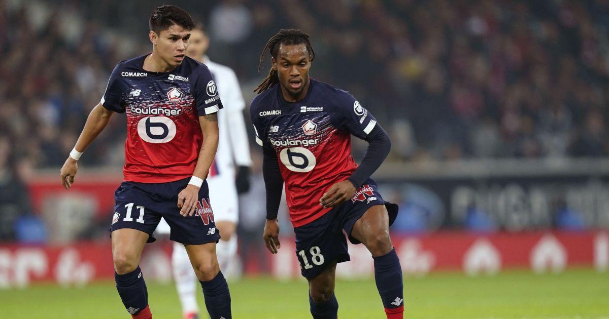 Luiz Araujo, Renato Sanches Lille