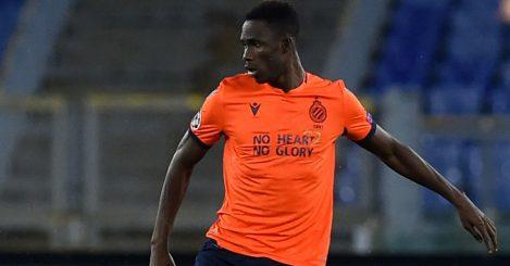 Odilon Kossounou Club Brugge