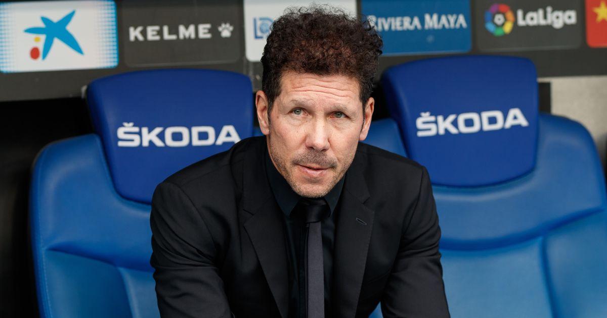 Diego Simeone Atletico Madrid manager