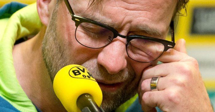 Jurgen Klopp Borussia Dortmund
