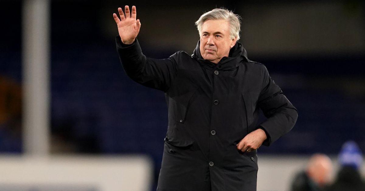 Ancelotti admits he was wrong about Everton signing he initially didn't want - team talk
